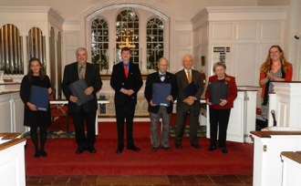 2015 ACT Awards Recipients